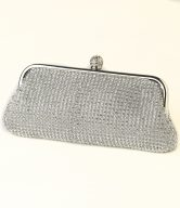 Crystal Clutch Purse