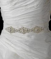 Vintage Wedding Sash Belt