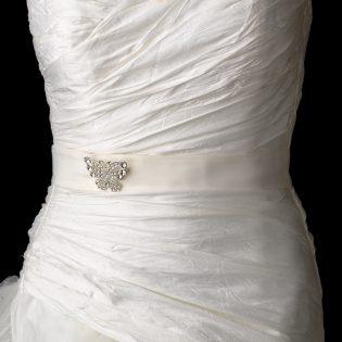 Wedding Belt Brooch