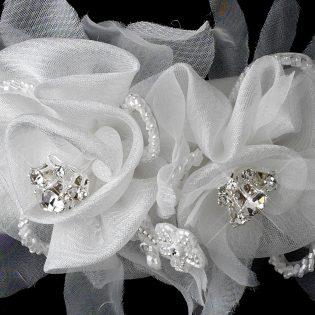 Floral Bridal Belt