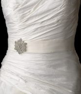 Wedding Sash Brooch