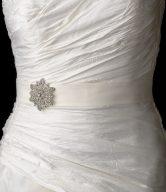 Winter Snowflake Wedding Accessories