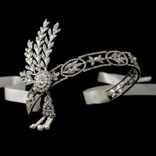 Great Gatsby Inspired Headband
