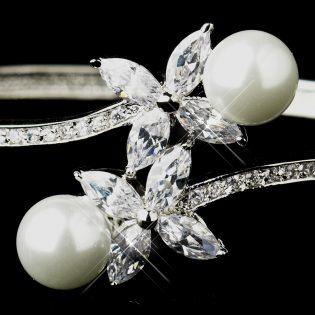 Bridal Bangle Bracelet