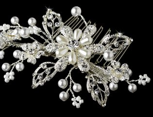 Couture Bridal Comb