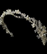 Bridal Halo Headpiece