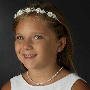 Flower Bridal Headband