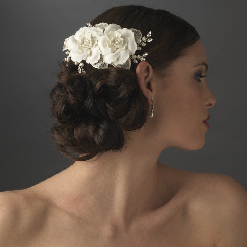Floral Wedding Accessories
