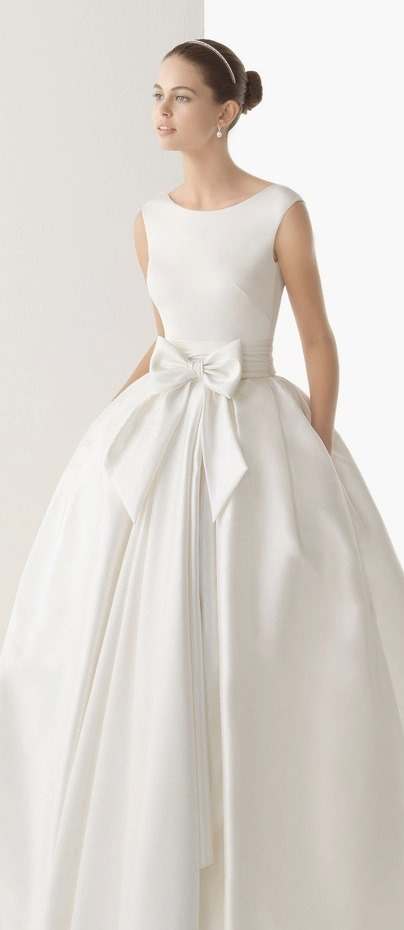 Simple Wedding Dresses