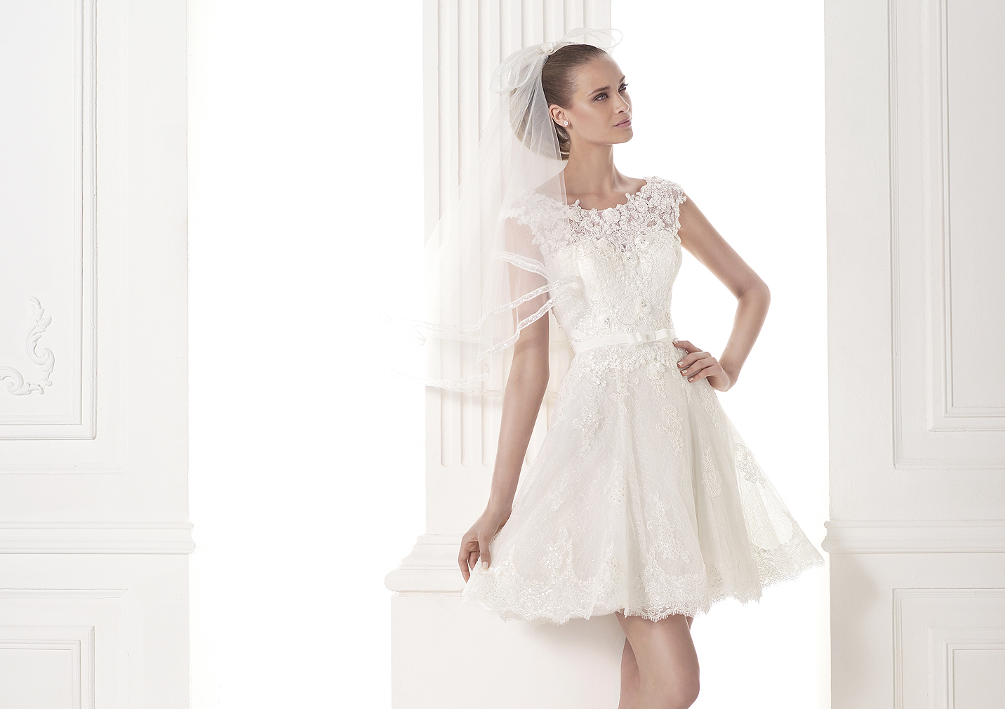 Wedding dresses usa stores vosoi 10 reasons to love short wedding dresses ombrellifo Gallery