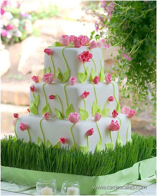 23 pretty spring wedding flowers and ideas bridaltweet wedding spring wedding flowers mightylinksfo