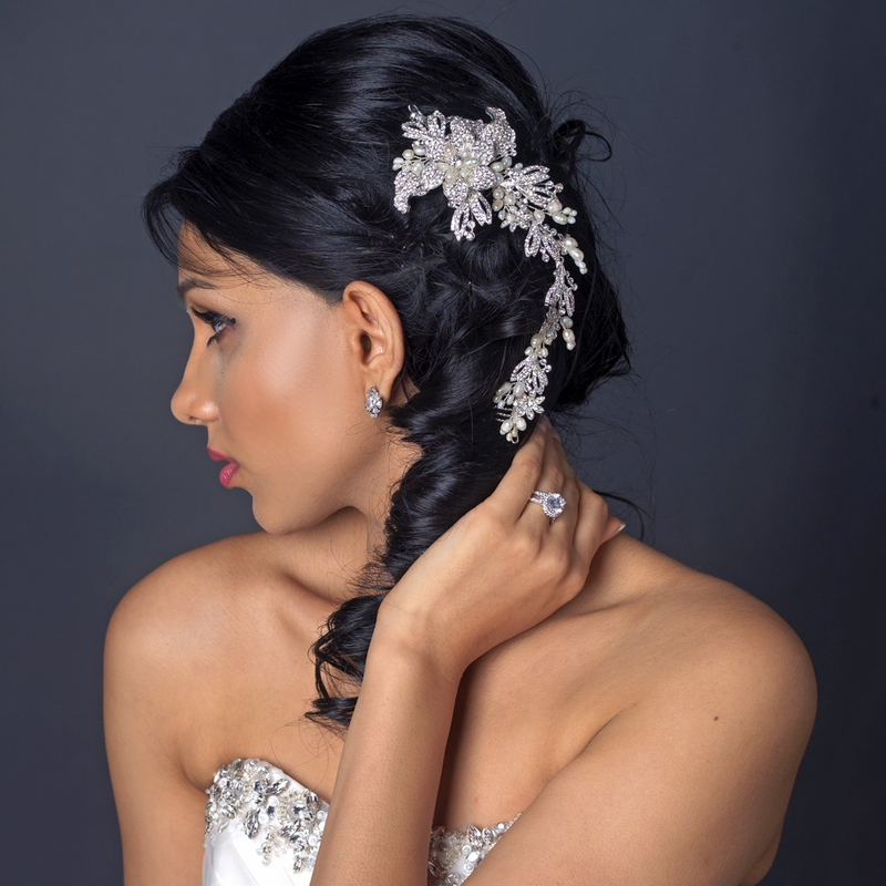 Bridal HairAccessory Trends