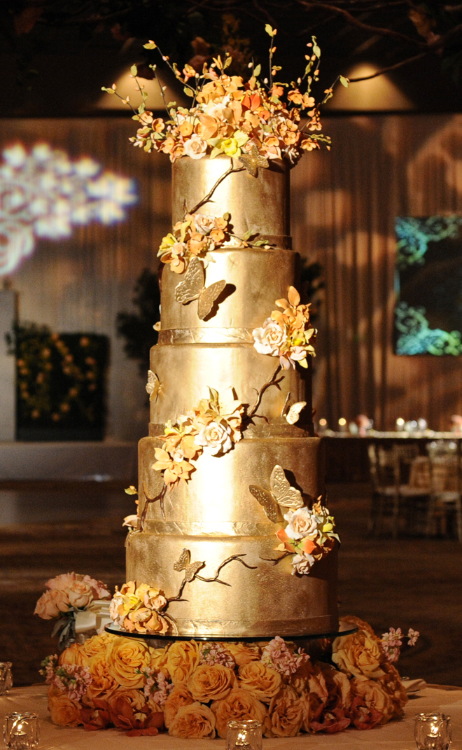 gorgeous wedding cake 10 beautiful wedding cakes we 14872