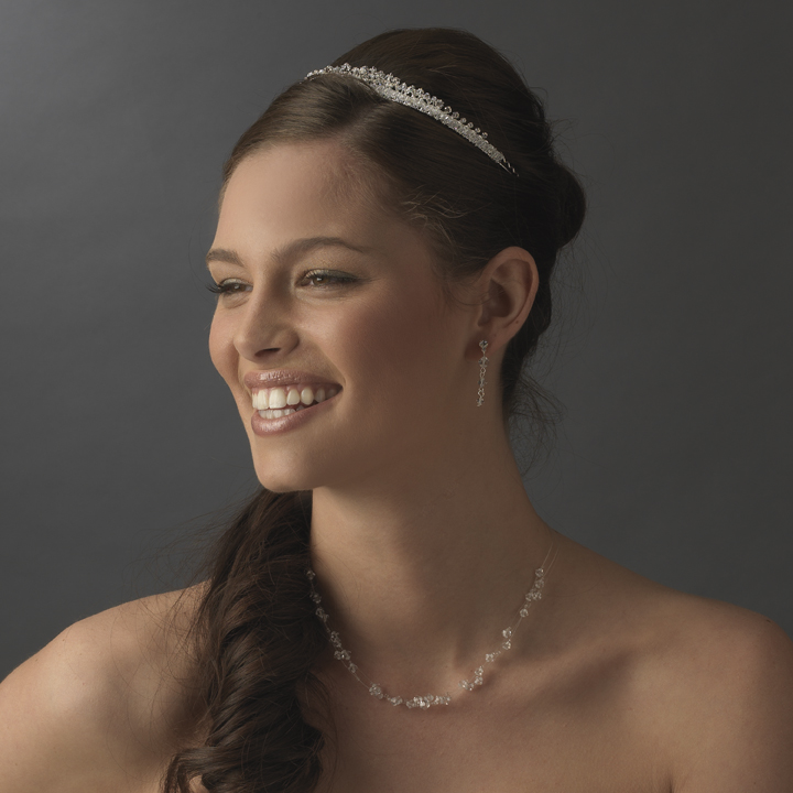 Swarovski Bridal Crown