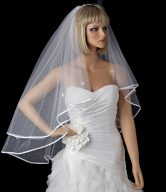 Lace Fingertip Veil