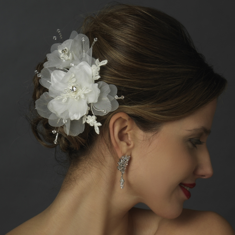Bridal Floral Headpieces