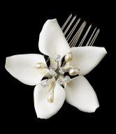 Starfish Bridal Hair Comb