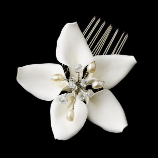 Starfish Bridal Hair Comb