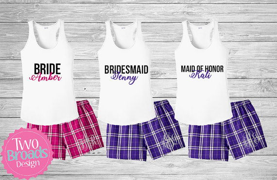 Bridesmaid Gift Ideas