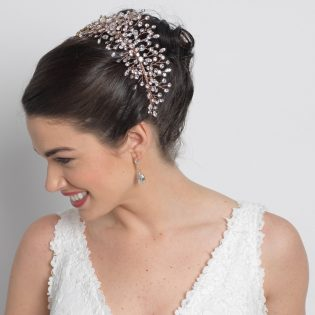 Ethereal Bridal Headpiece