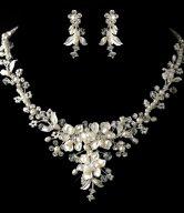 Necklace Earrings Jewelry Set