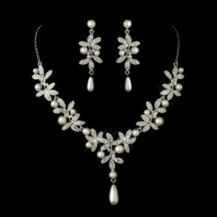 Antique Bridal Jewelry Set
