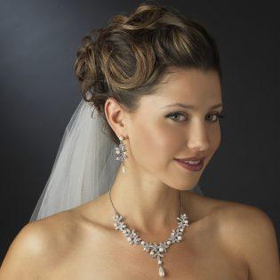 Antique Bridal Jewelry Set