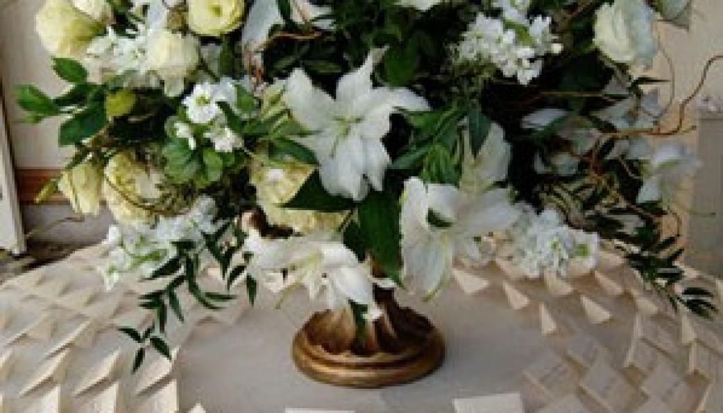 Wedding Guests: Event Assigned Seating
