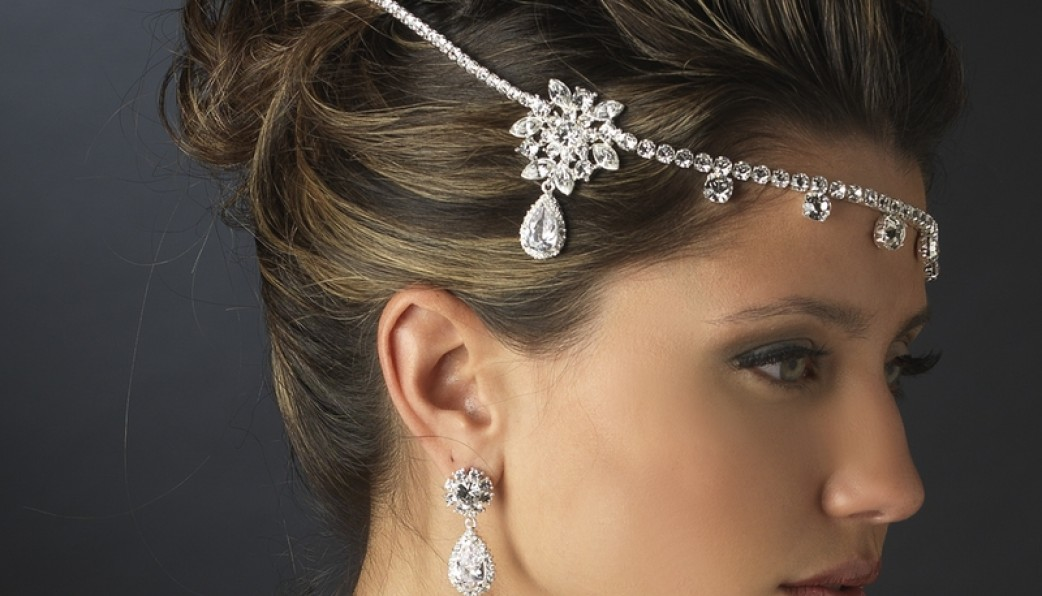 4 Bridal Jewelry Styles For Your BigDay Hair
