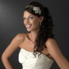 bridal headpiece styles